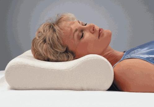 颈椎病的正确睡姿 青年图片搜索