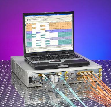 [图]安捷伦推出支持8gbps光纤通道的san测试仪/协议