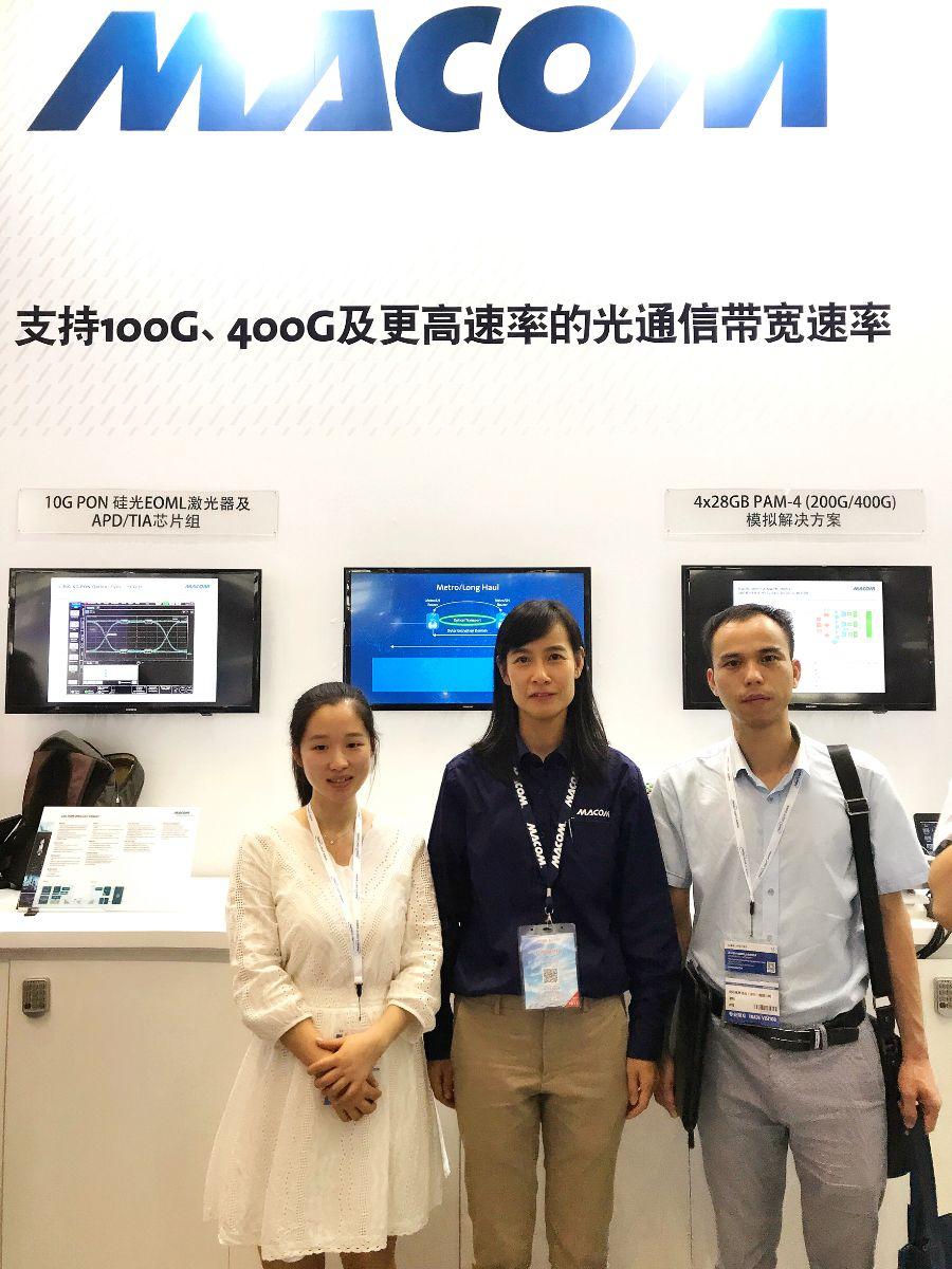 专访MACOM:专注下一代芯片开发 新技术打破成本点亮400G