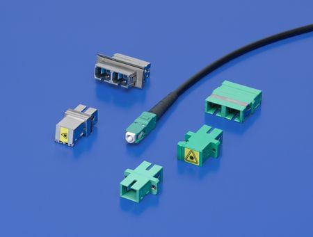光纤活动连接器额