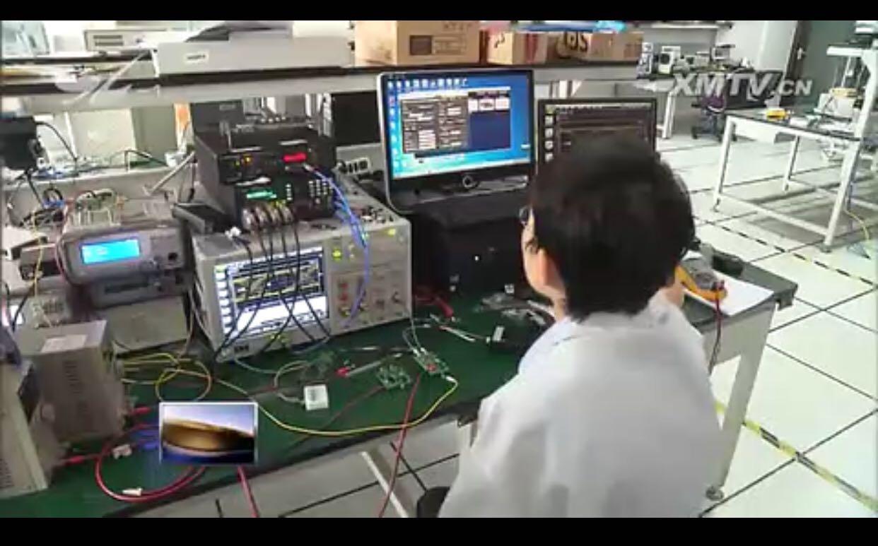 目前正值国家大力发展集成电路产业,优迅作为国内光通信行业中国芯的